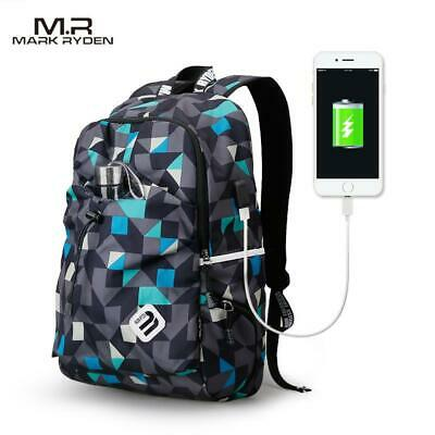 Backpack Water Repellent Nylon Material Quality Brand Laptop Bag School Backpack