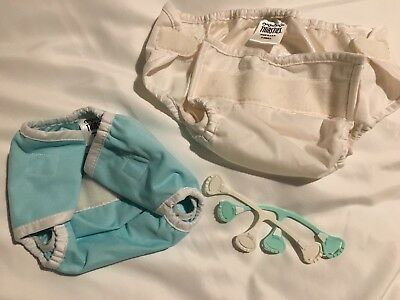 Thirsties Diaper CoversLot of 2  Size 1