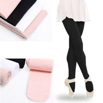5227ca89285 Women Convertible Dance Tights Stocking Girl Footed Socks Ballet Pantyhose  Flow