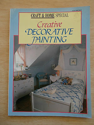 Creative Decorative Painting~Stencilling & Painting Projects~64pp P/B