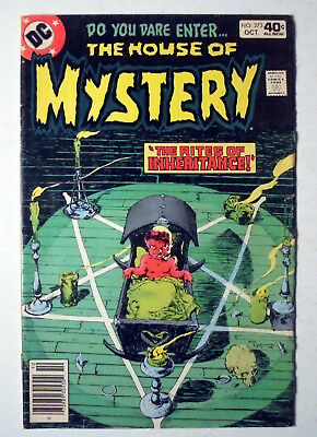 House of Mystery #273 Bronze Age DC Comic Book 1979 FN-