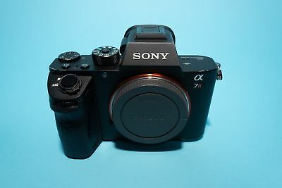Sony Alpha a7R II - Body Only + 2 Batteries  w/ BOX