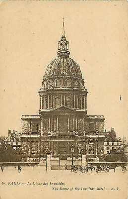75 PARIS les invalides 30263