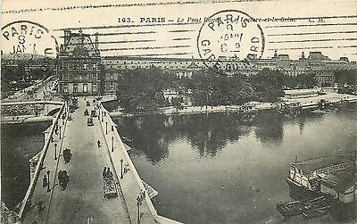 75 PARIS le pont royat