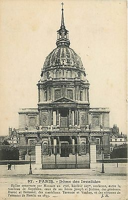 75 PARIS les invalides 30245