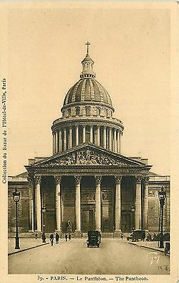 75 Paris Pantheon 20805