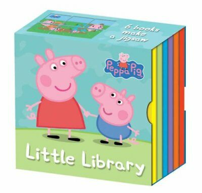 Little library-PeppaPig, Hairy Maclary & Friends, Bedtime, Spot (4 Bundle Packs)