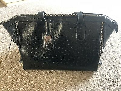 Nova Harley Leather Baby changing bag Excellent Condition