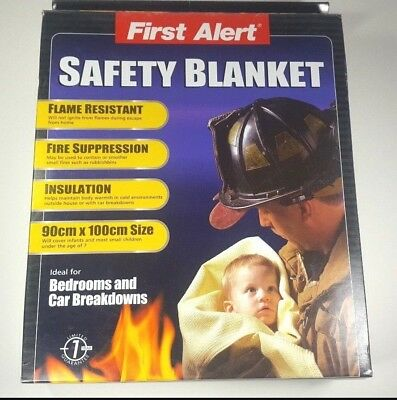 First Alert Safety Fire Blanket