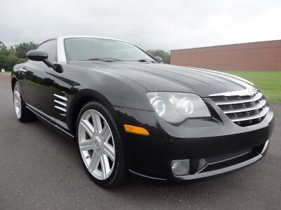 2004 Chrysler Crossfire Limited 2004 CHRYSLER CROSSFIRE LIMITED COUPE HEATED SEATS V6 CLEAN CARFAX WE FINANCE