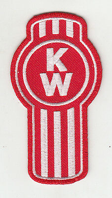 Kenworth Trucks Embroidered Patch