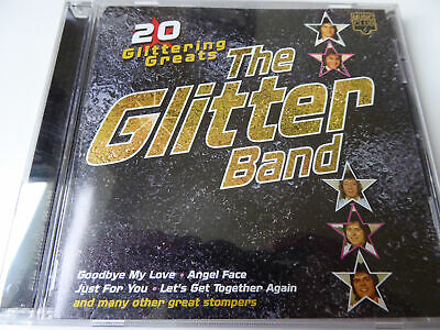 Glitter Band - 20 Glittering Greats - NM (CD)