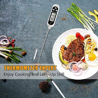 Digital Food Thermometer Pen Style Kitchen Dining Tools Temperature Measurement