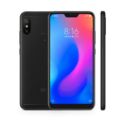 "Global Version Xiaomi Redmi Note 6 Pro 6.26"" 4G Teléfono Móvil 4+64GB Octa Core"