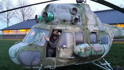 Helicopter MIL-mi2 | Eyecatcher | Without engine