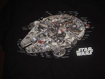 Apparel T Shirts Products Non Film Specific Star Wars Science