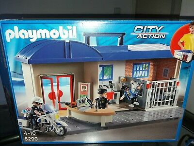 Playmobil city action polizei