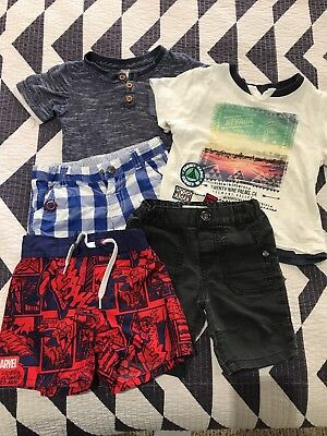 Size 1 Baby Boy Bundle
