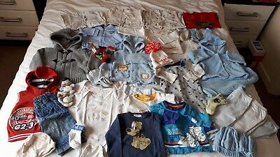 Baby Boy Winter Bundle 6-9m