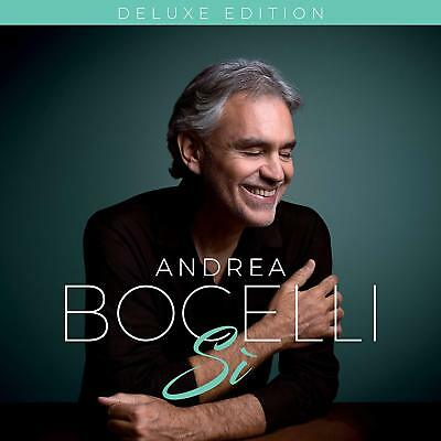 Andrea Bocelli - Si - New Deluxe Edition Cd