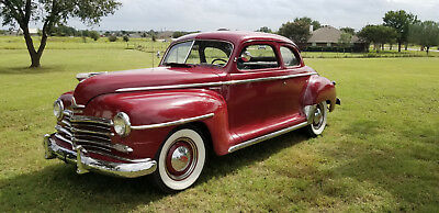 1946 Plymouth Other  1946 PLYMOUTH CLUB COUPE SPECIAL DELUXE