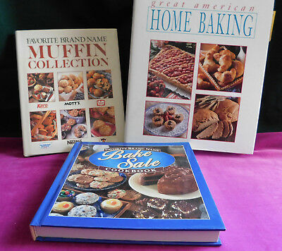 great american home baking cookbook ring binder 1993 187 card pages