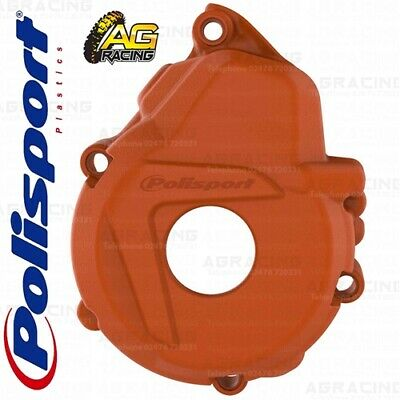 Polisport Ignition Cover Protector Red for Honda CRF250R 10-17 8461000002 993686