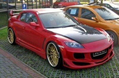 Mazda Rx8 Full Body Kit