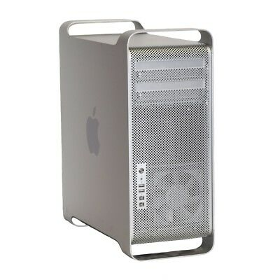 Apple Mac Pro A1289 Computer Tower 1Tb Hd 16Gb Ram Xeon 8 Core El Capitan