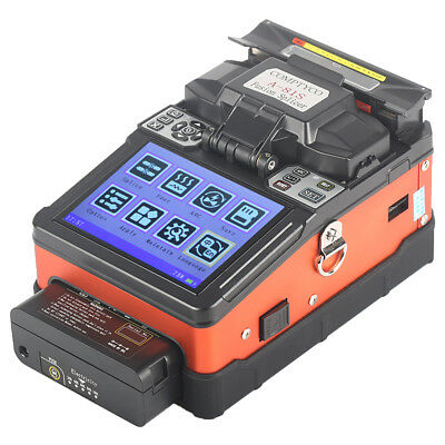 SM&MM Automatic Fiber Splicing Machine / Fiber Cleaver /Fusion Splicer Kit A-81S