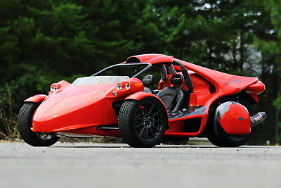2016 Campagna TREX 16S  2016 Campagna T-Rex 16S - Exceptional Condition - BMW K1600 6 Cylinder - FAST!