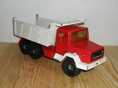 Siku 4513 Magirus Eckhauber LKW Kipper Vintage 80er Jahre Made in Germany