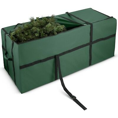 Zober Christmas Tree Storage Bag Fits Up To 9Ft Tree Christmas Storage - Green