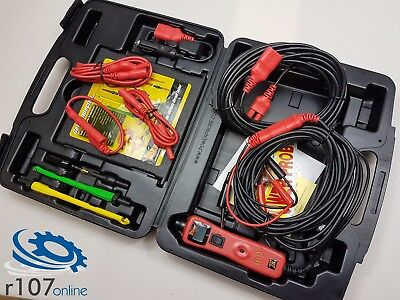 Power Probe III 3 Auto Electrical Circuit Tester, Lead & Connector Set PP3LS01