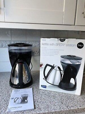 M&S Kettle With Brita Station