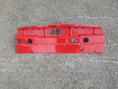 MGF MGTF MG F TF OFFSIDE DRIVERS RIGHT SIDE BOOT HINGE IN SOLAR RED CMU