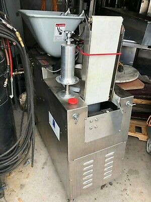 Dough divider rounder S300 AM Scale-o-matic - 1 to 6 month Guaranteed equipment