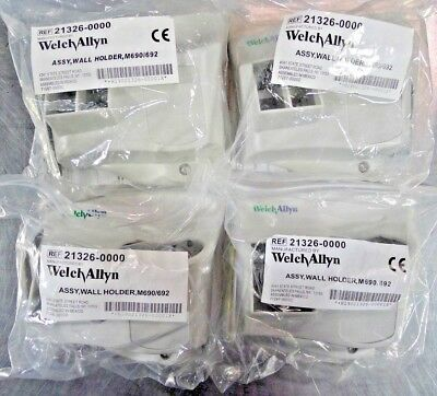 Welch Allyn 21326-0000 Assembly Wall Holder pack of 4  NEW