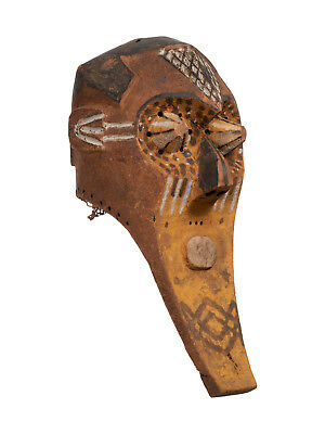Kete (Kuba) Kamboko mask, Democratic Republic of the Congo