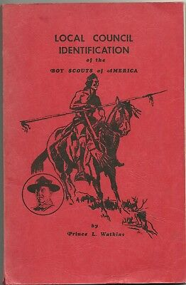 Local Council Identification of BSA Book by Prince Watkins
