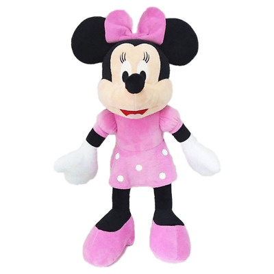 Eur Classico Pupazzo Pdp1600047 Disney Mouse Peluche Minnie New Nmn80w