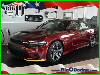 2018 Dodge Charger SRT Hellcat 2018 Dodge Charger SRT Hellcat New 6.2L V8 16V Automatic RWD Sedan Premium