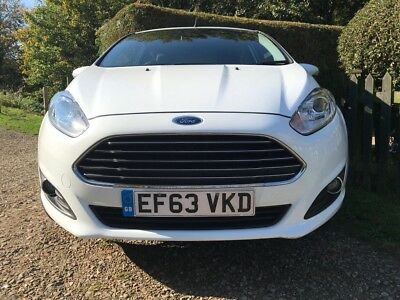 Ford Fiesta 1.25 Zetec excellent condition only 30,000 miles