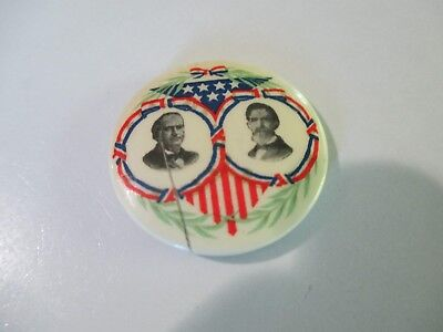 Campaign pin pinback button political badge RARE BRYAN KERN JUGATE