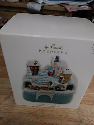 Hallmark Ornament Home For The Holidays Dated  2010