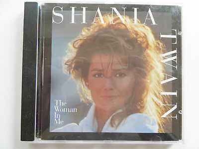 Shania Twain - The Woman In Me - NM (CD)