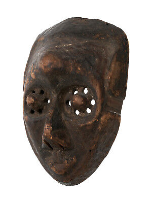 Kuba or Ngeende Pwoom Itok mask, Democratic Republic of the Congo