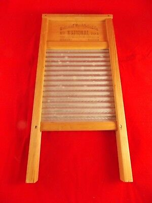 National Washboard Co. No. 703 Washboard - The Zinc King Lingerie Board