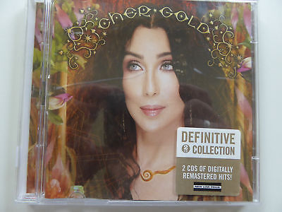Cher - Gold - Definitive Collection - NM (2CD)