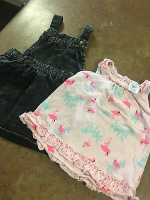 baby girls clothes size 0